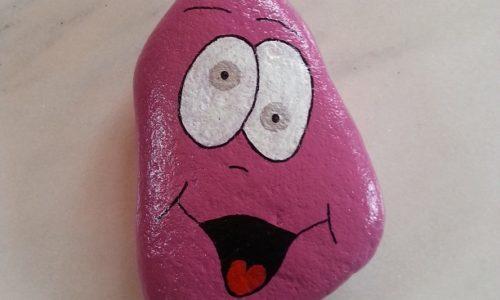pinkie-garden-stone