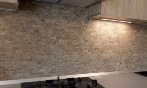 Mozaic piatra naturala/Mozaicuri polisate