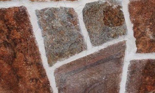 Piatra naturala poligonala