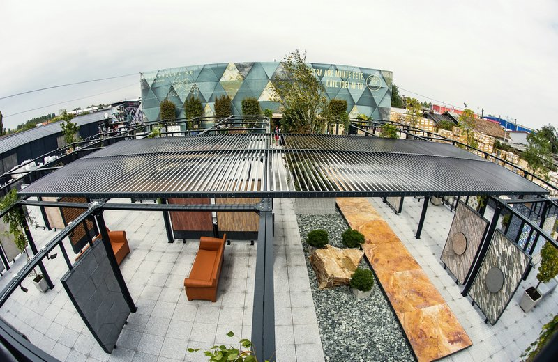 Pavilionul Expozitional PIATRAONLINE